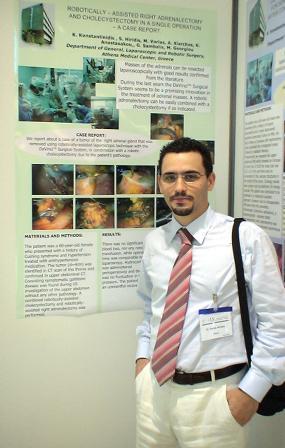 Poster Presentation in EAES 2007